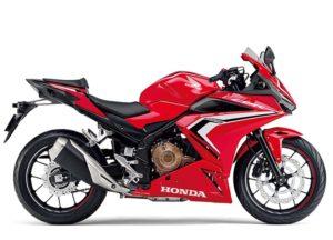 HONDA-CBR400R