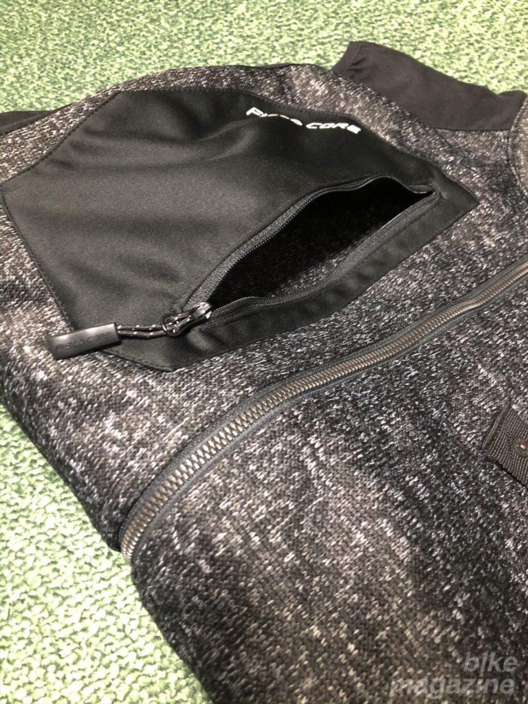 HV005 ワークマン コーデュラユーロベスト 胸ポケット