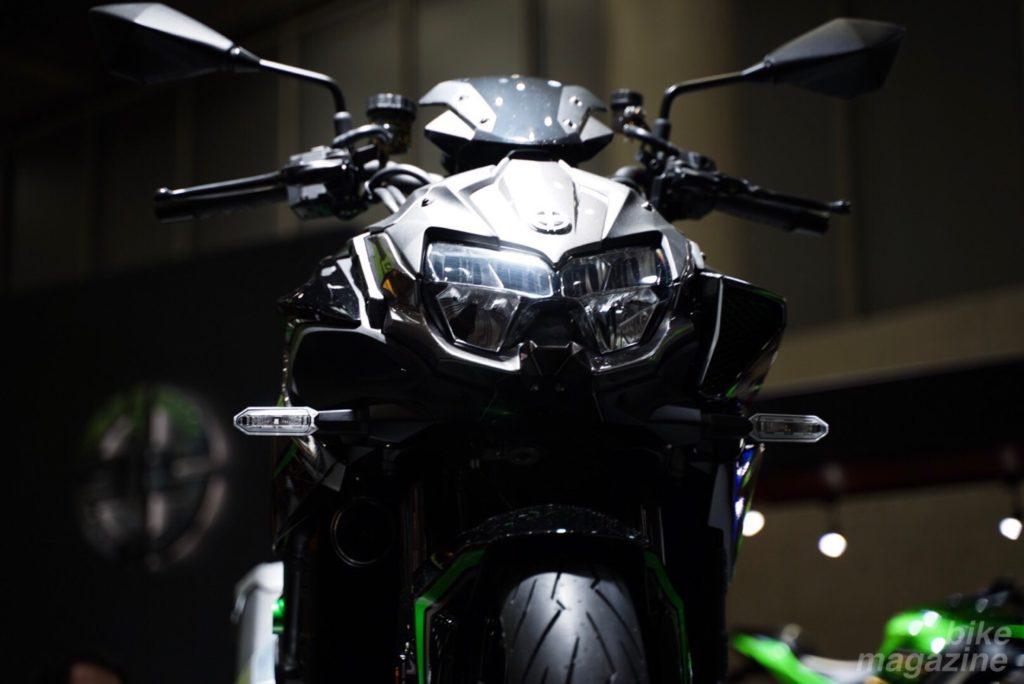 Kawasaki Z-H2 2