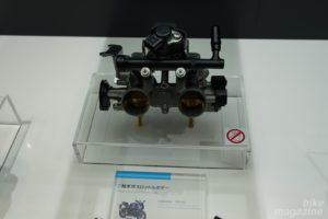 ミクニ YZF-R3 スロットルボディ