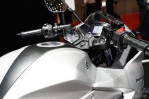 suzuki ジクサーSF250 2