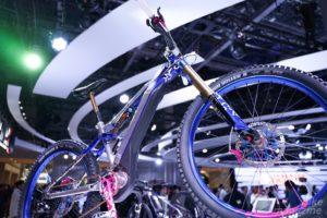 Yamaha Eバイク2