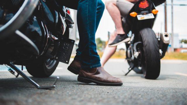 おすすめバイクブーツ サムネイル